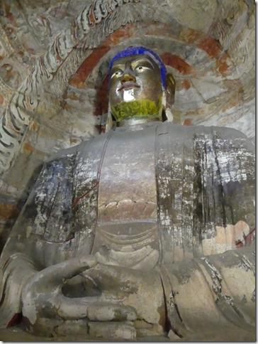 Datong - grottes de Yungang (72)