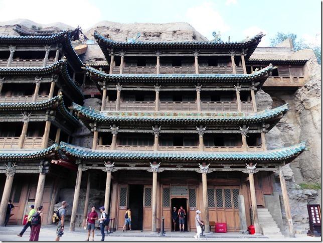 Datong - grottes de Yungang (78)