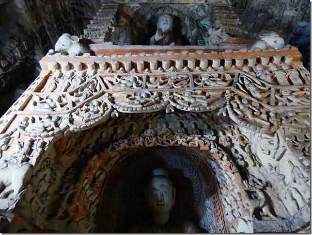 Datong - grottes de Yungang (83)