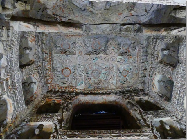 Datong - grottes de Yungang (90)