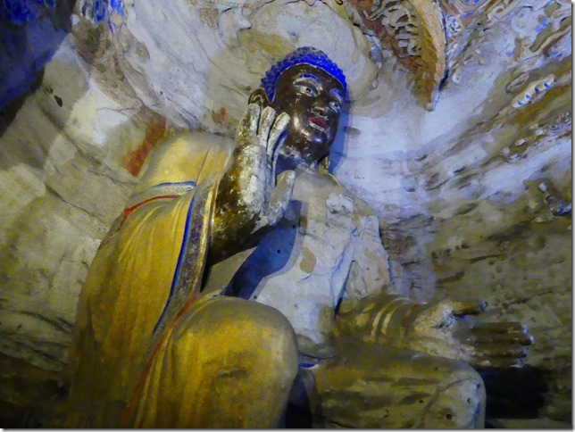 Datong - grottes de Yungang (93)