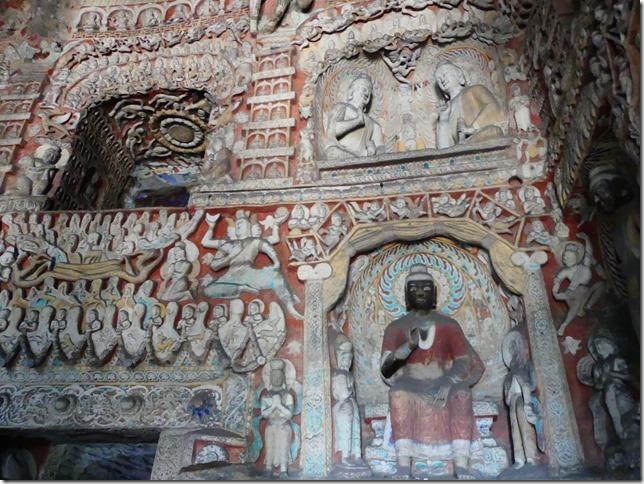 Datong - grottes de Yungang (98)