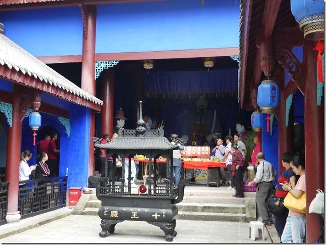 Fengdu - La ville fantôme (156)