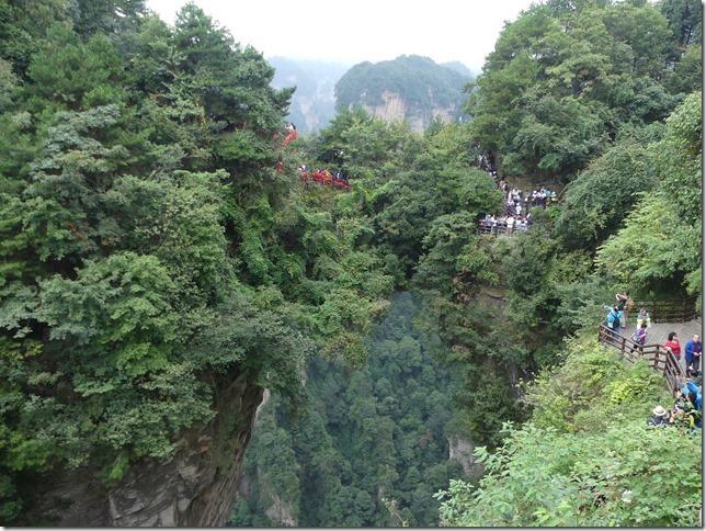 Parc naturel Zhangjiaije (105)