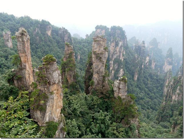 Parc naturel Zhangjiaije (179)