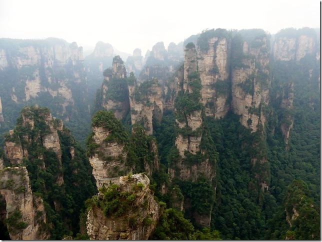 Parc naturel Zhangjiaije (71)