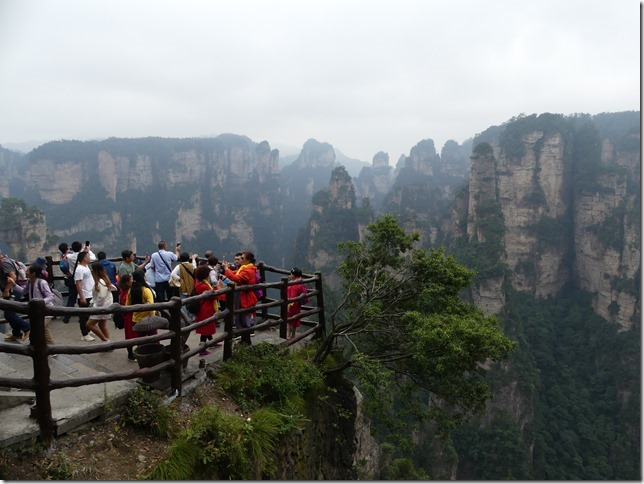Parc naturel Zhangjiaije (74)