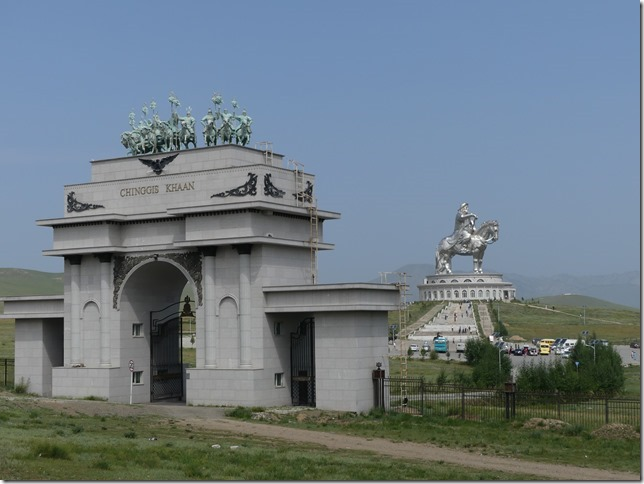 Statue Gengis Khan (70)