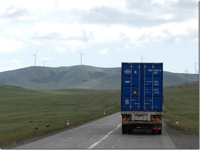 Sur la route de la Chine (2)