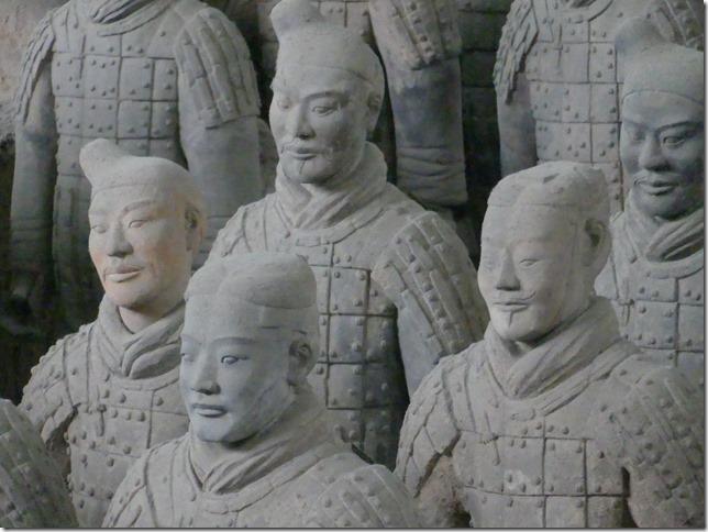 Xi'an - Armée enterrée (18)