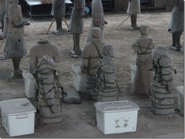 Xi'an - Armée enterrée (34)