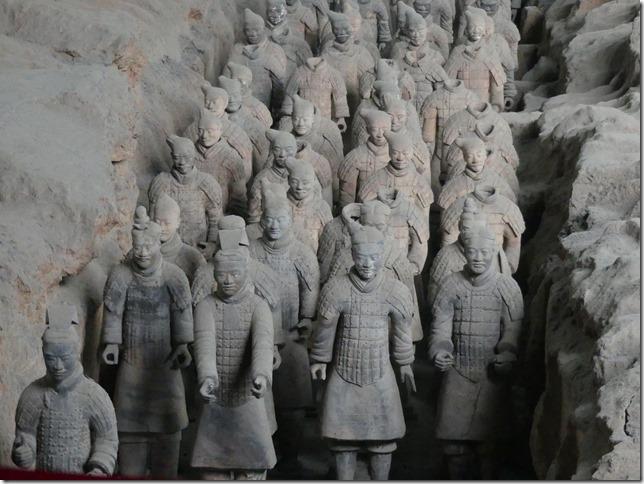 Xi'an - Armée enterrée (40)
