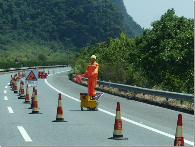 Chine - sur la route