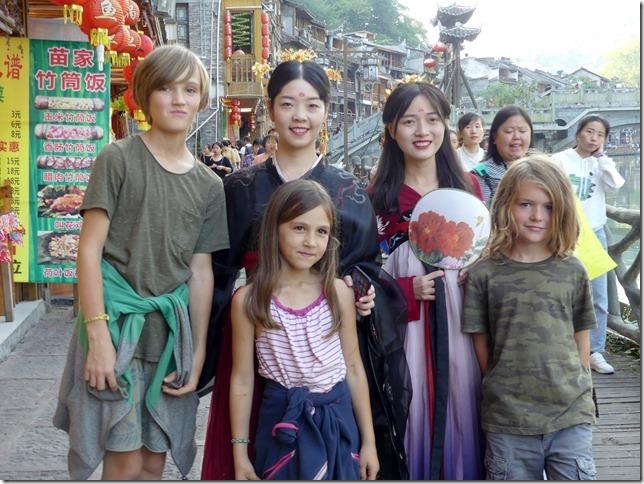 Cité antique de Fenghuang (52)