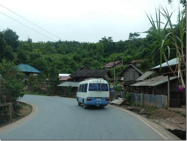 Laos - sur la route (4)