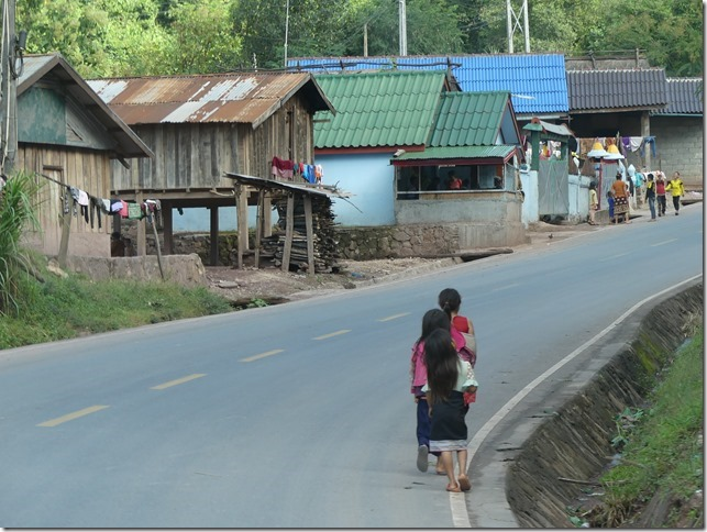 Laos - sur la route (7)