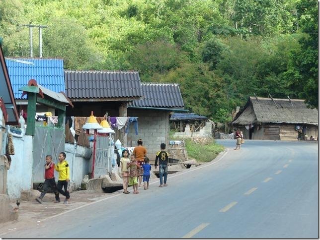 Laos - sur la route (8)