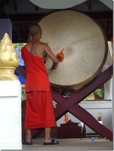 Louang Prabang - bivouac du temple (42)
