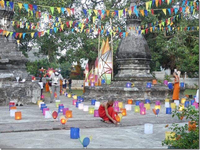 Louang Prabang - fête des lumières (12)
