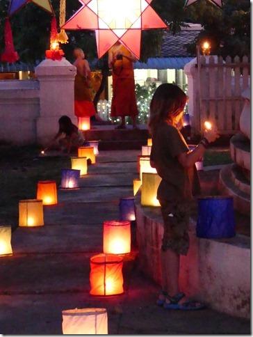 Louang Prabang - fête des lumières (34)