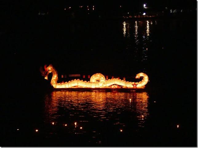 Louang Prabang - fête des lumières (71)