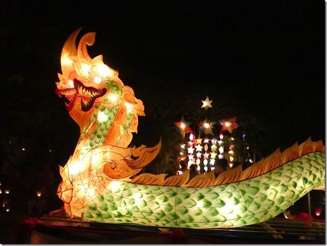 Louang Prabang - fête des lumières (98)