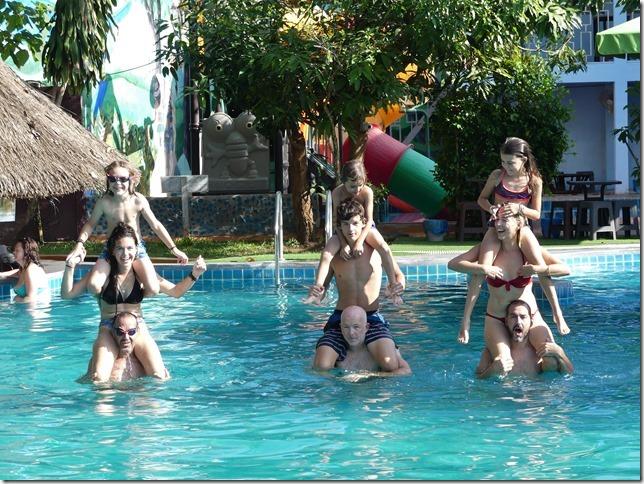 Louang Prabang - piscine (11)