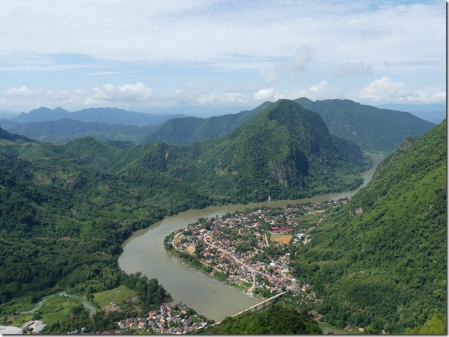 Nong Khiaw - balade au viewpoint (35)