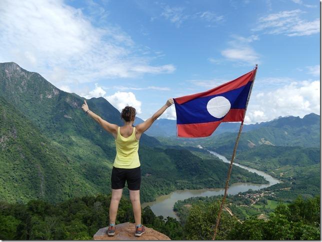 Nong Khiaw - balade au viewpoint (40)