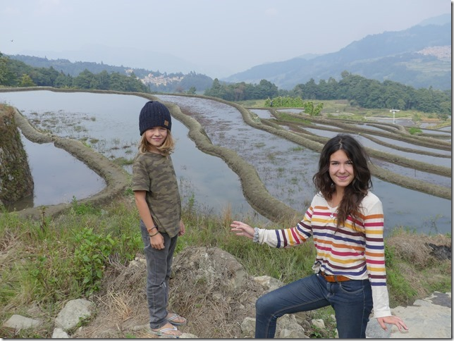 Rizières en terrasse Yuanyang (7)