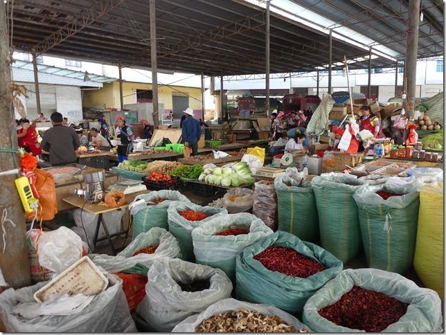 Rizières en terrasse Yuanyang - marché (15)