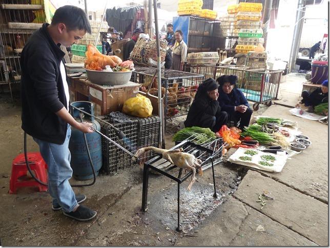 Rizières en terrasse Yuanyang - marché (33)