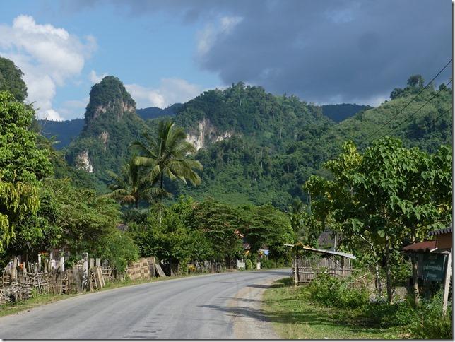 Route Louang Prabang- Vang Vieng (14)