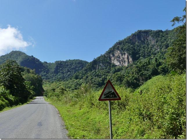 Route Louang Prabang- Vang Vieng (7)