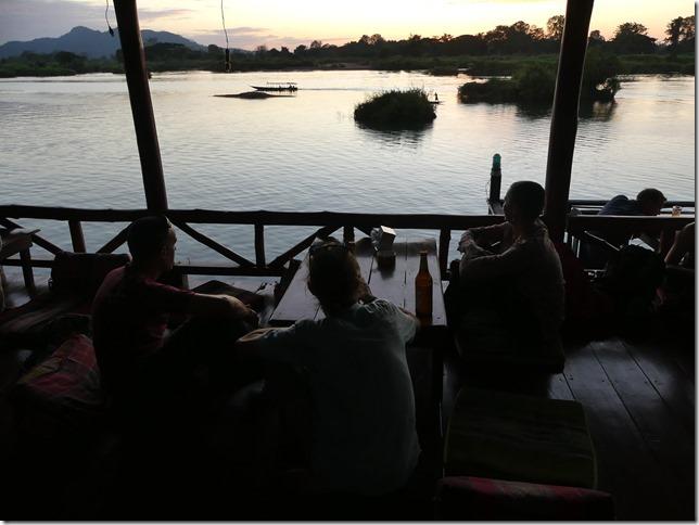 4000 îles - Don Det - coucher de soleil (10)
