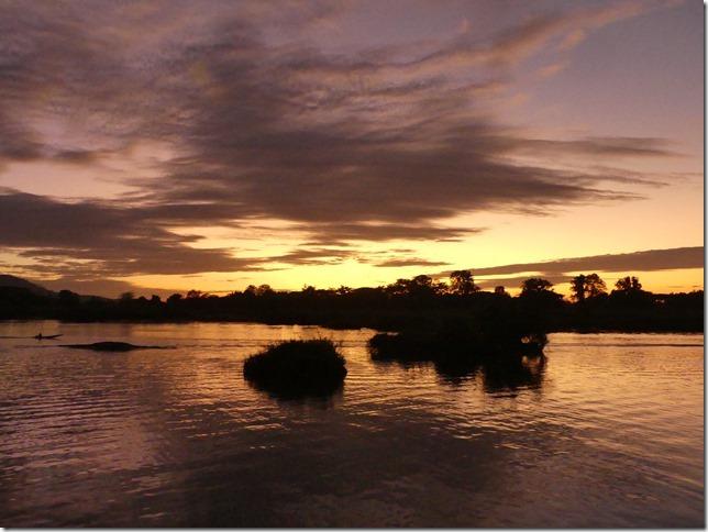 4000 îles - Don Det - coucher de soleil (17)
