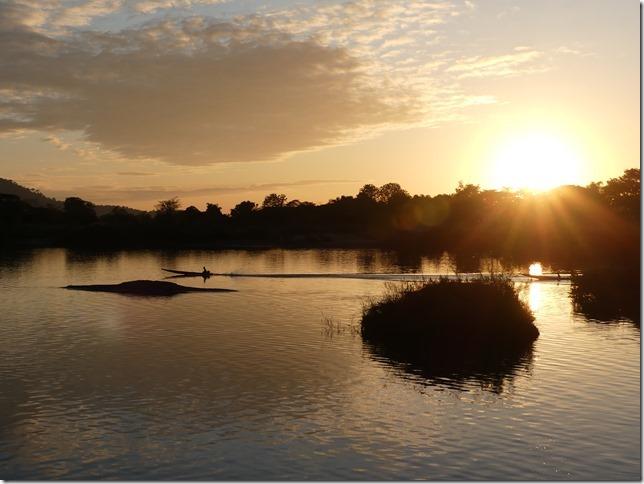 4000 îles - Don Det - coucher de soleil (4)