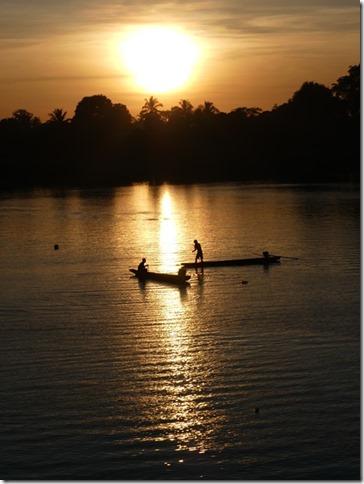 4000 îles - Don Khong Island - lever de soleil (12)