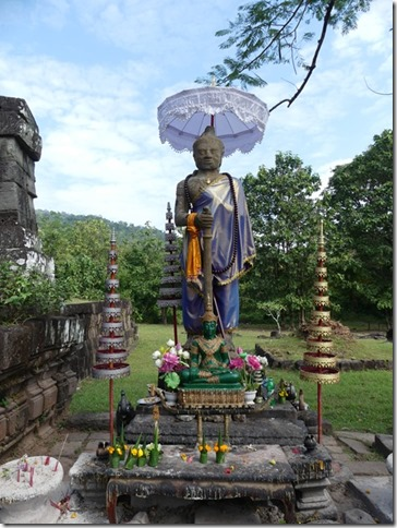 Champassak - Vat Phu (50)