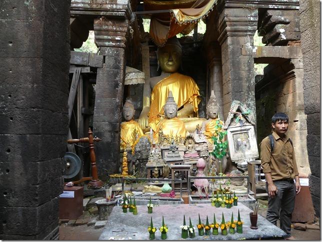 Champassak - Vat Phu (62)