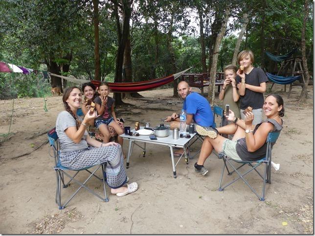 Circuit La Boucle - camping avec les P'tits Bleus (2)