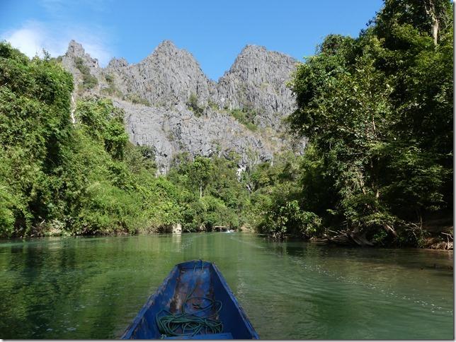 Circuit La boucle - Grotte Kong Lor - Natane (34)