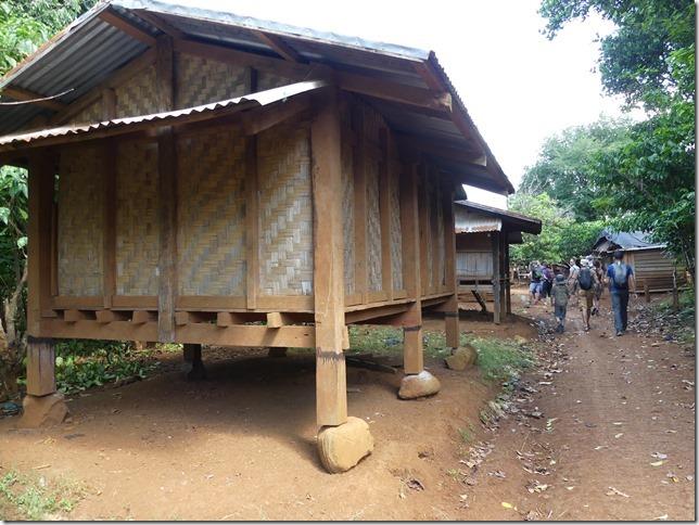 Plateau des Boloven - Kok Phoung Tai, village Katu (1)