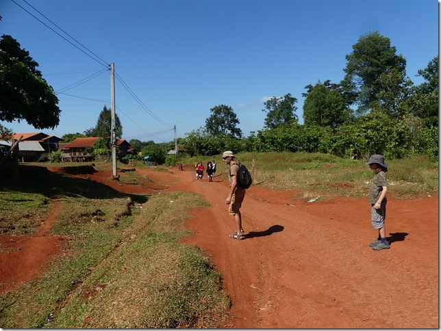 Plateau des Boloven - Kok Phoung Tai, village Katu (22)
