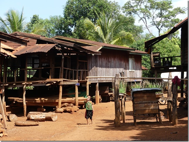 Plateau des Boloven - Kok Phoung Tai, village Katu (6)