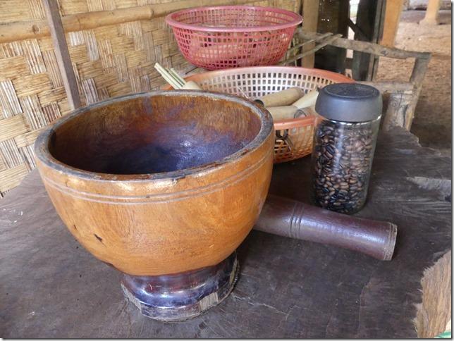 Plateau des Boloven - Kok Phoung Tai, village Katu - Plantation café Captain Hook (27)