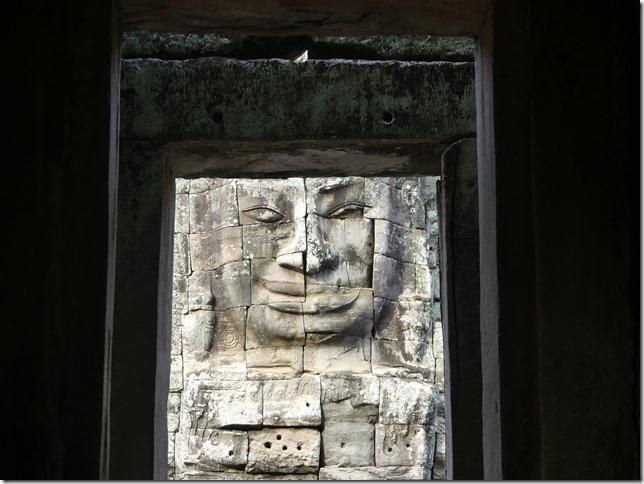 Angkor Tom - Temple du Bayon (14)