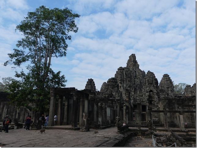 Angkor Tom - Temple du Bayon (41)