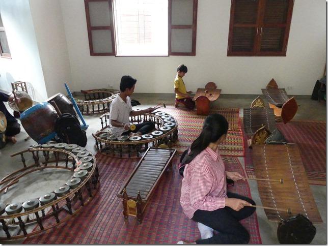 Battambang - école des arts Phare Ponleu Selpak (8)