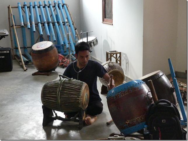 Battambang - école des arts Phare Ponleu Selpak (9)